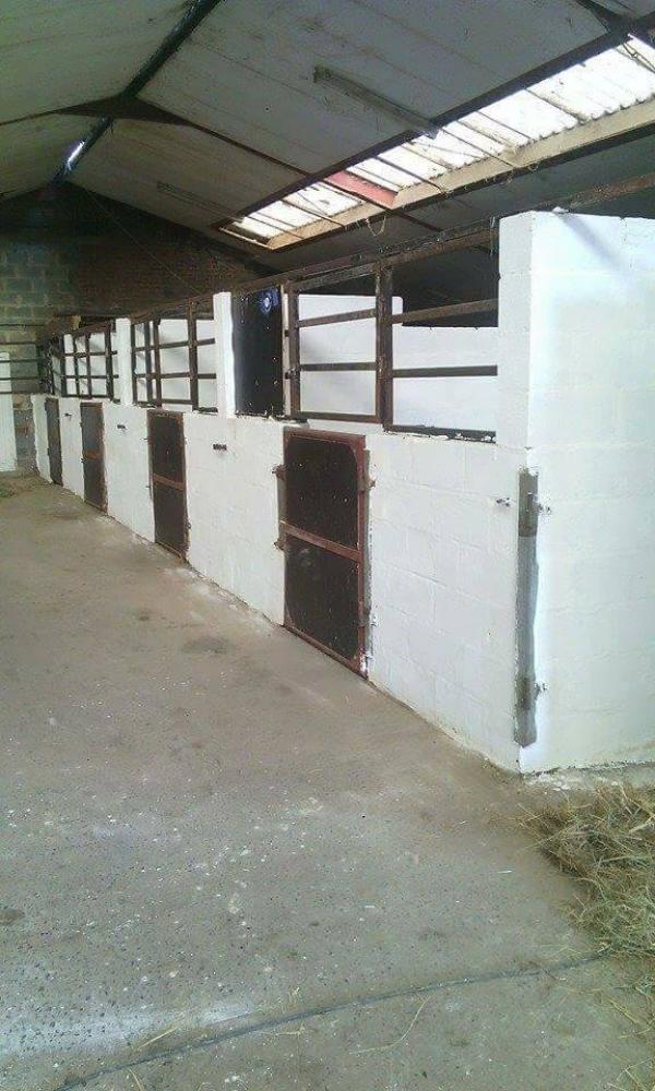 Garde chevaux Bavay